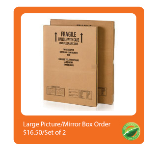 Large Picture/Mirror Box Order
