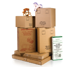 Moving Kits and Supplies