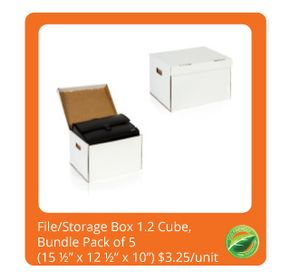 File/Storage Box 1.2 Cube