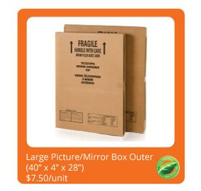 Large Picture/Mirror Box Outer