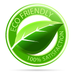 Eco-friendly - 100% satisfaction